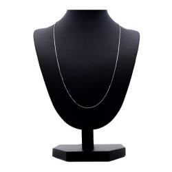 Tolles Geschenk: Sehr schöne Venezianerkette aus 333er 8k Weissgold