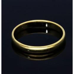 exquisiter Verlobungsring / Ehering aus qualitätvollem 585er Gold (14k) Größe 64