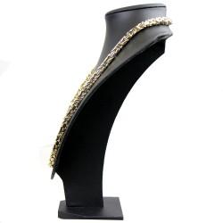 Goldene Königskette (14K, 585er) in MEGA STÄRKE 7mm 60cm ca. 62g
