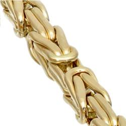 Königskette 585 14K Kette Echt Gold 6mm DICK 71cm 58g